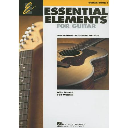 Essential Elements for Guitar - Book 1: Comprehensive Guitar Method (Paperback) Progressive Guitar Method Book