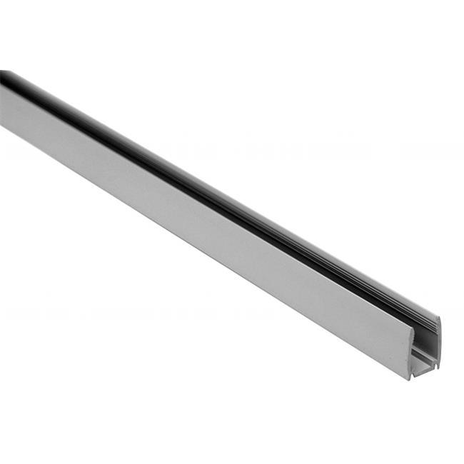 Mini Polar2 Neon 3 ft. Aluminum Mounting Channel, White - image 1 of 1