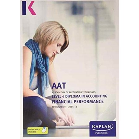 Financial Performance   Revision Kit  Paperback