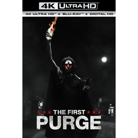 The Purge Movie Masks For Sale (The First Purge (4K Ultra HD + Blu-ray + Digital)
