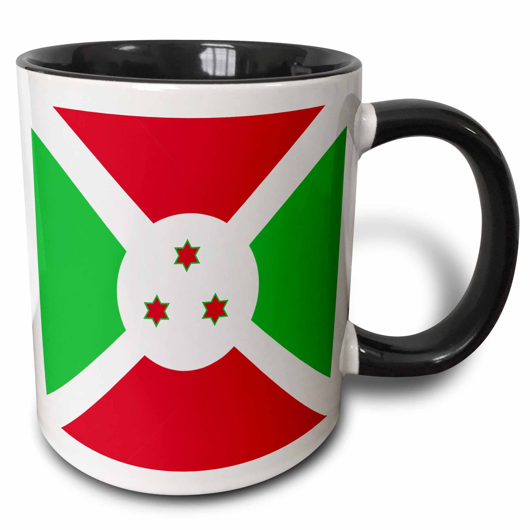3drose Flag Of Burundi East Africa African Country World Flags
