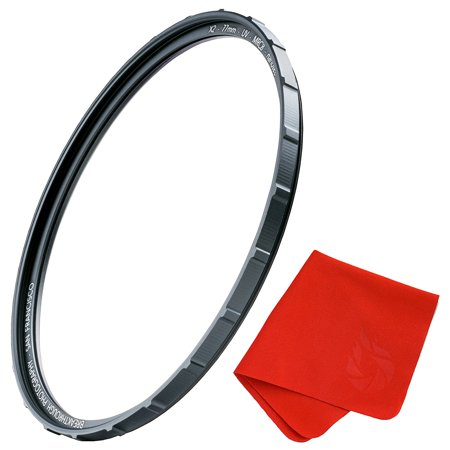 UPC 641061422570 product image for 62mm X2 UV Filter For Camera Lenses - UV Protection Photography Filter with Lens | upcitemdb.com