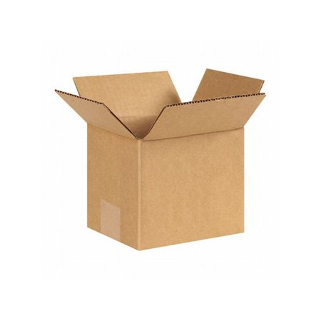 Box Package - Box Packaging 6 Inch Corrugated Box, 25/Bundle