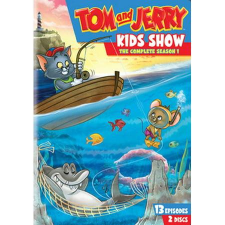 TOM & JERRY KIDS SHOW-COMPLETE 1ST SEASON (DVD/2 DISC/FF-4X3) (DVD)](Tom And Jerry Halloween Cartoon)