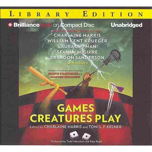 Games Creatures Play: Library Edition