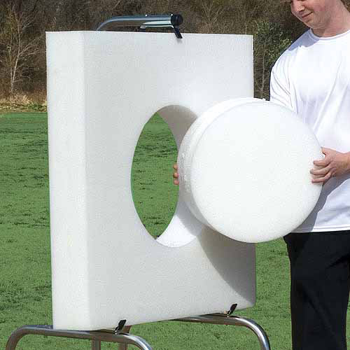 "48"" Ethanfoam Target with Replaceable Core thumbnail"