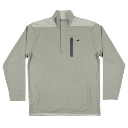 FieldTec™ Ridgeway Performance Pullover in Sandstone by Southern Marsh - FINAL SALE