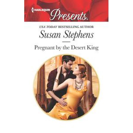 Pregnant by the Desert King - eBook