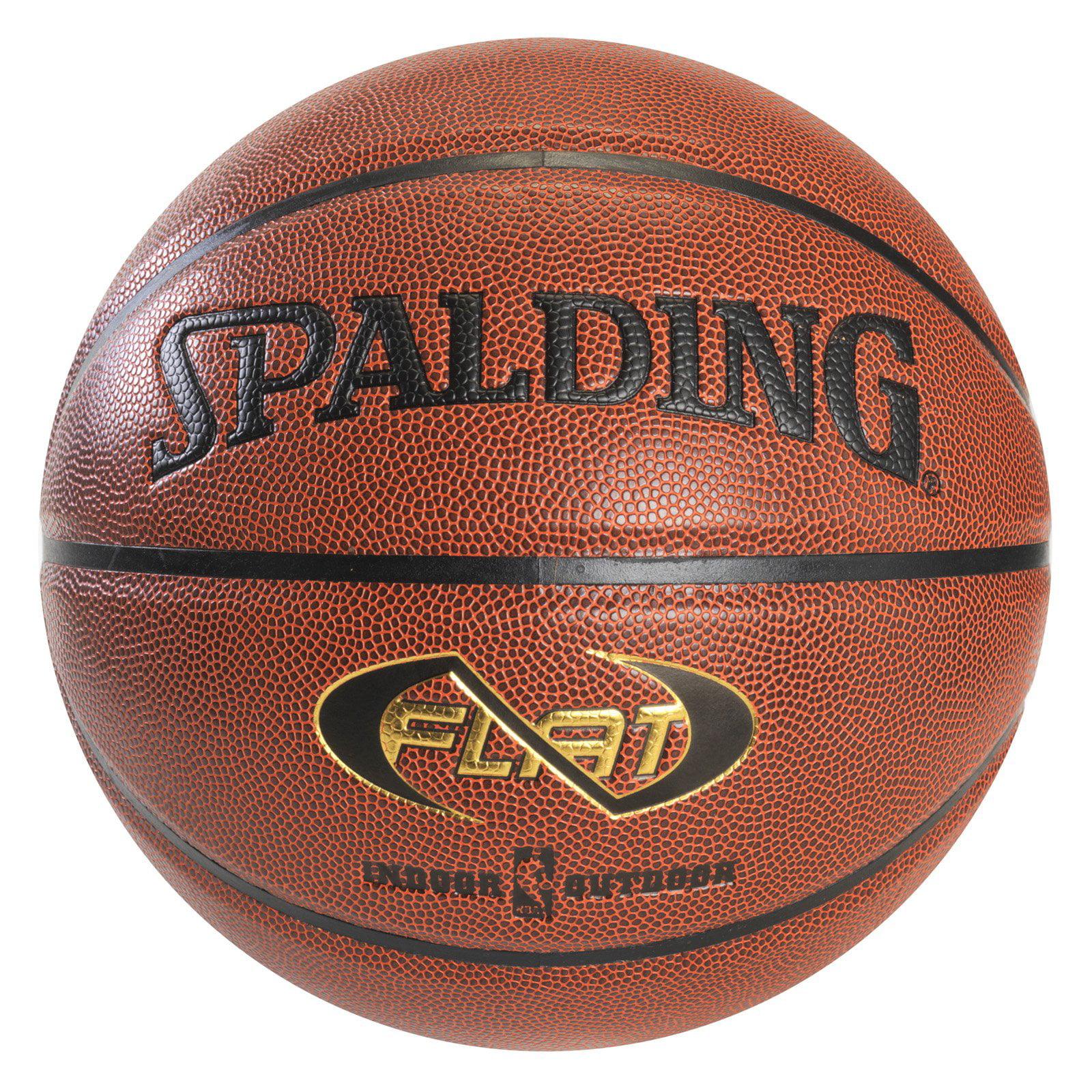 Spalding Neverflat Composite Basketball Size 7 by Spalding