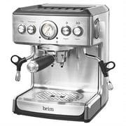 Brim 19 Bar Espresso Machine Maker