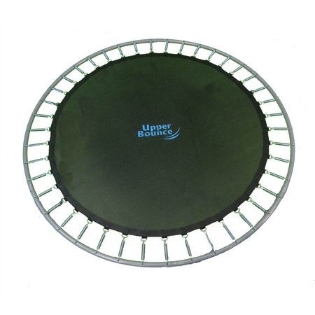Trampoline Round Jumping Mat (12 ft. Using 80 V-rings and 7 in. Springs)