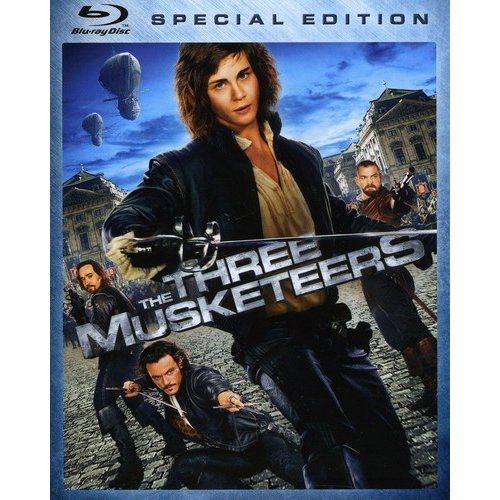 The Three Musketeers (2011) (Blu-ray) (Anamorphic Widescreen)