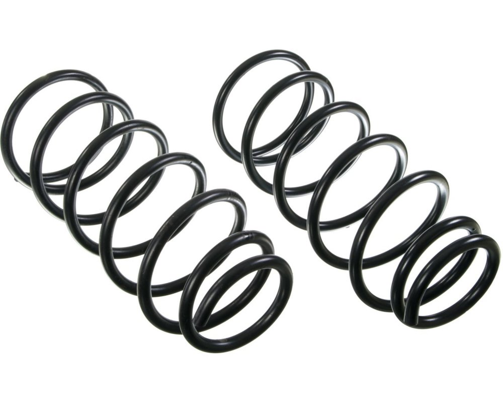 Moog 81099 Coil Springs For Jeep Wrangler Jk Rear