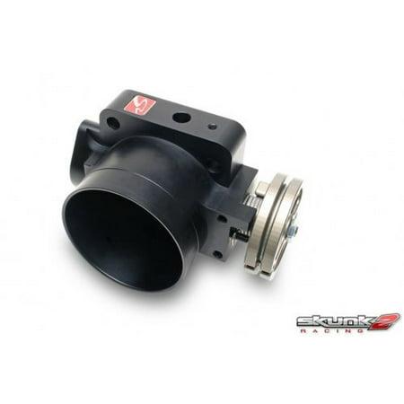 Billet Aluminum Throttle Body - Skunk2 Pro Series 74mm Billet Throttle Body Black Anodized Acura RSX Type S K20A2 K20Z1 02-06 309-05-0095