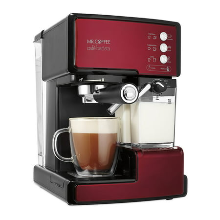 Mr. Coffee Cafe Barista Espresso and Cappuccino Maker,