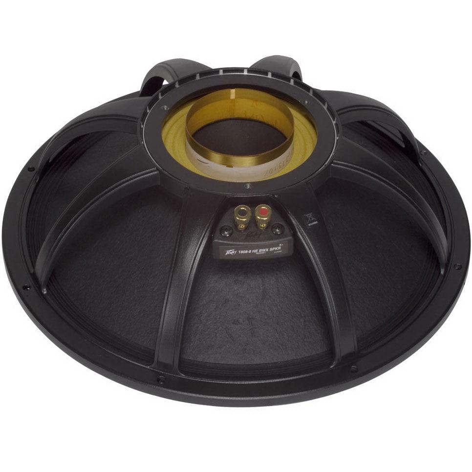 "Peavey 1808-8 CU BWX RB 18"" Black Widow Speaker Replaceme..."