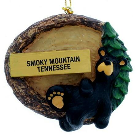 Mountain Dog Ornaments (Smoky Mountain Bear Ornament)
