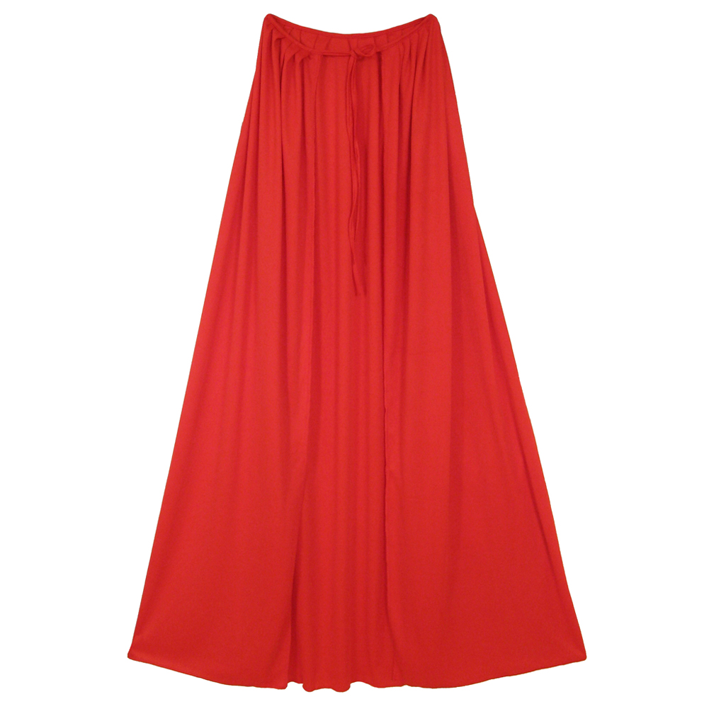 "SeasonsTrading 39"" Red Cape Halloween Costume Accessory"
