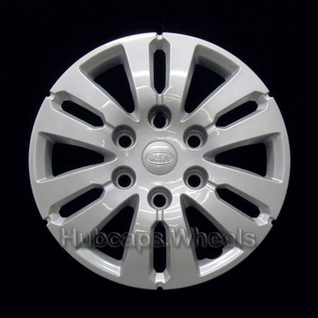 OEM Genuine Hubcap for Kia Sedona 2011-2014 - Professionally Refinished Like New - 16in Replacement Single Wheel Cover