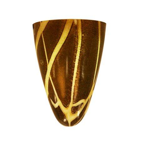 Access Lighting Safari Italian Hand Blown Art Glass - 926IT-AMA