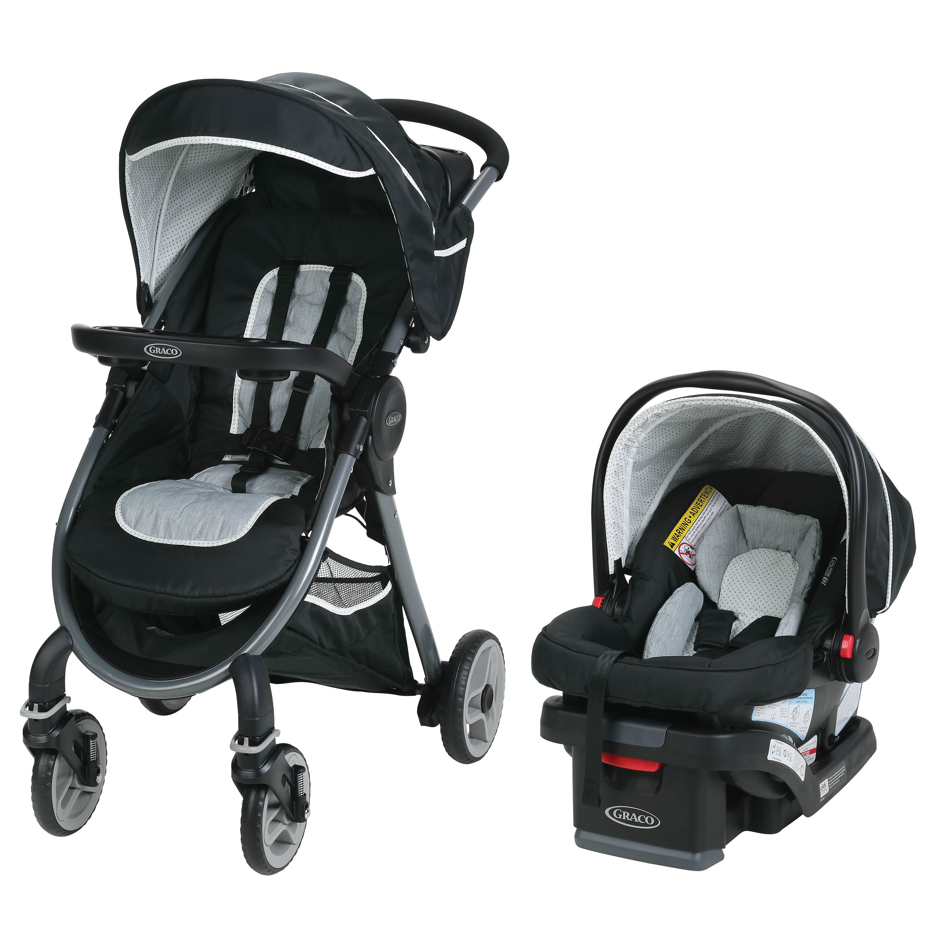 Graco® FastAction™ Fold 2.0 Travel System, Mullaly