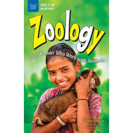 Zoology : Cool Women Who Work with Animals - Animals With Womens