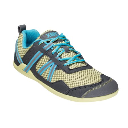 new product 2cec3 1bb9e Xero Shoes - Xero Shoes Prio - Women's Minimalist Barefoot Trail and Road  Running Shoe - Fitness, Athletic Zero Drop Sneaker - Citron - Walmart.com