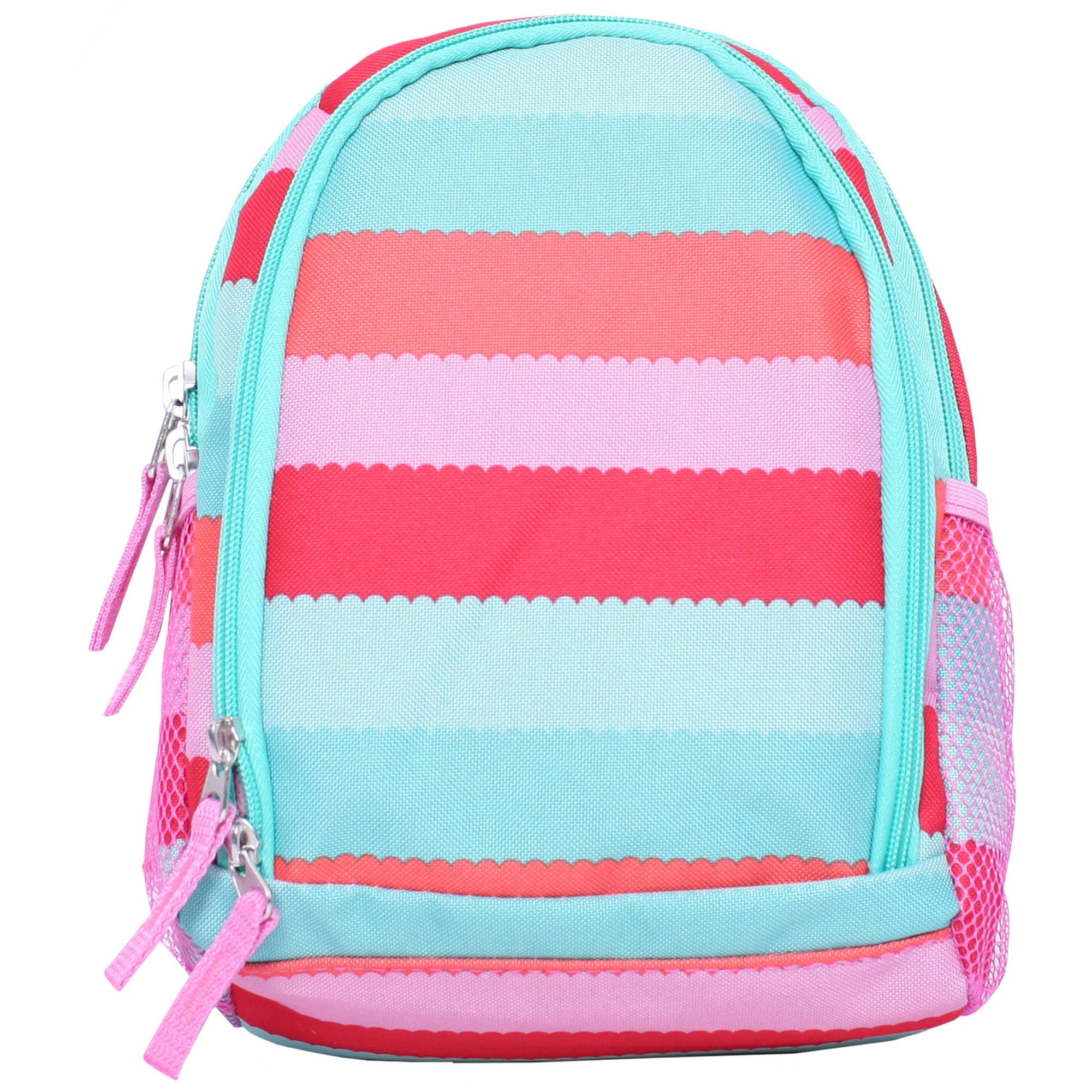 CRckt Kids Backpack, Scalloped Stripes by Olivet International