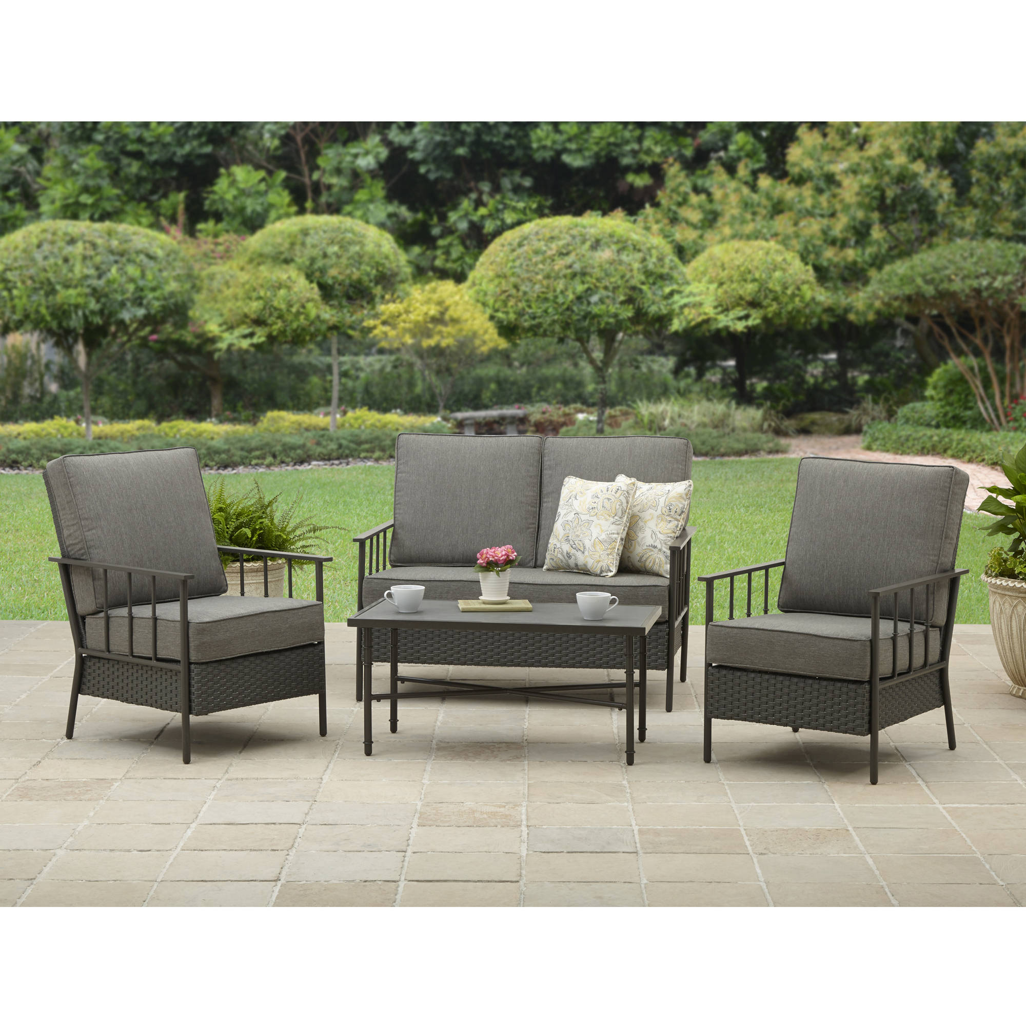 Patio furniture at furniture complete 7 better homes and gardens