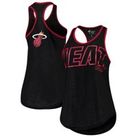 Miami Heat G-III 4Her by Carl Banks Women's Game Time Tank Top - Black