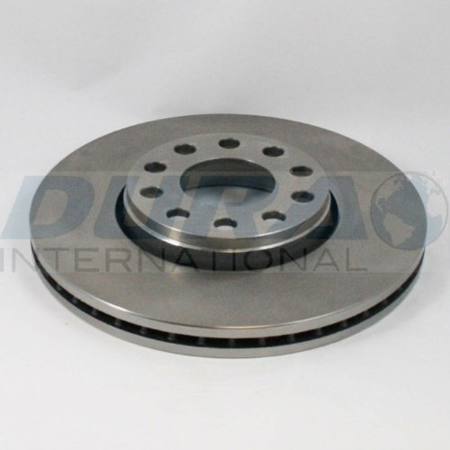 Dura International BR31151 Front Vented Disc Brake Rotor