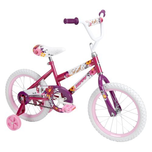 Huffy So Sweet 16'' Balance Bike