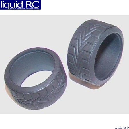 - GPM Racing MZ891AR10G Kyosho Mini Z Avs Edge Wide Radial Tires 10� Deg (2)