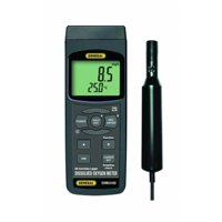 General Tools & Instruments DOM551SD Dissolved Oxygen Meter With Excel-Formatted Data Logging Sd Card