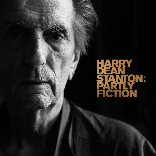 Harry Dean Stanton Partly Fiction [CD] by