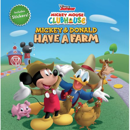 Mickey Mouse Clubhouse Mickey and Donald Have a (Best Place To Have A Small Farm)