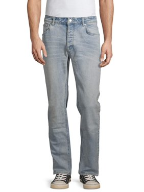 WeSC Men's Bob Straight Leg Denim Jean