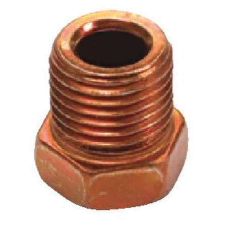 "SUR&R BR1650 Nut,Inverted Flare,1/2""-20 Thread,PK4 G6391920"