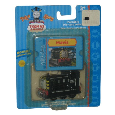 Thomas and Friends Learning Curve Take Along Mavis Die-Cast Toy Train - Learning Curve Take Along Thomas