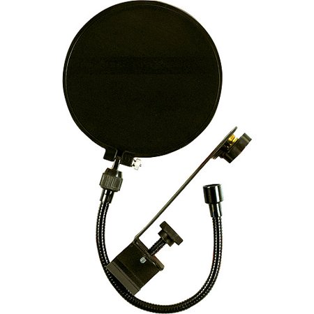RaXXess Stoppit Pop Filter with Goose Neck