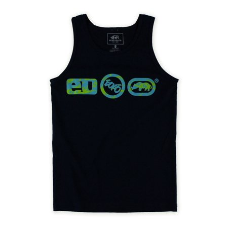 Ecko Unltd. Mens Logo Splash Tank Top