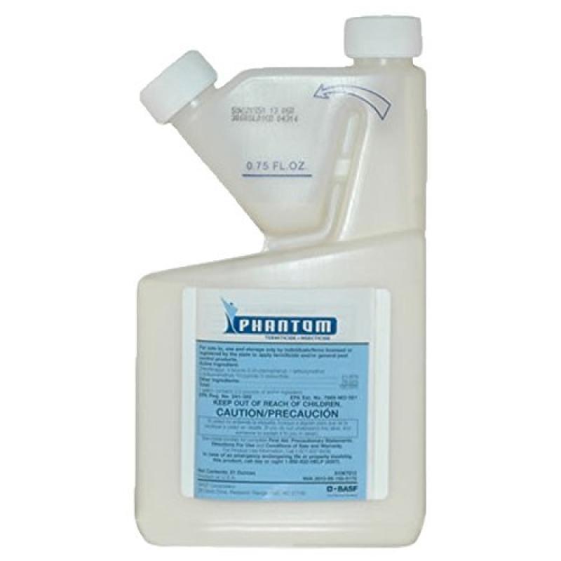 Basf Phantom Termiticide Insecticide 1 Bottle (75 Oz)