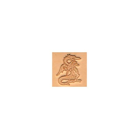 Tandy Leather Dragon Craftool� 3-D Stamp - Dragon Stamps