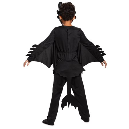 How to Train Your Dragon Toothless Classic Costume Kid's - image 2 de 2
