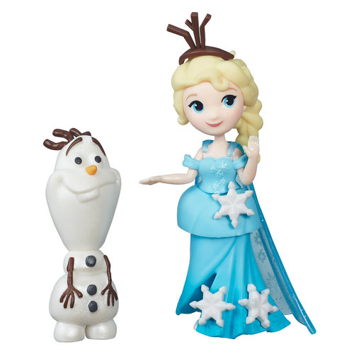 Disney Frozen Little Kingdom Elsa and Olaf