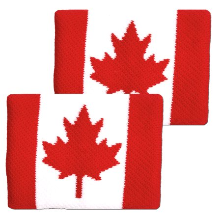 Unique Sports Flag Wristbands - Canada - Sports Flags Coupon Code