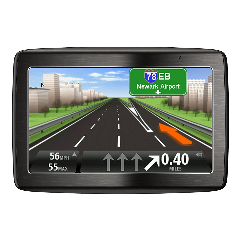 TomTom通过1535TM 5英寸蓝牙GPS导航器