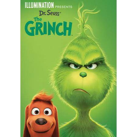 Illumination Presents: Dr. Seuss' The Grinch (Vudu Digital Video on Demand) - Dr Seuss Halloween Poem