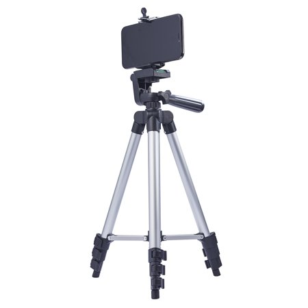 Best Value 360 All-round Table Top Tripod Stand for iPhone, Camera, Camcorder, Cell
