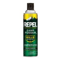 Repel Outdoor Fogger Camp Fogger, Kills Mosquitoes and Other Outdoor Insects